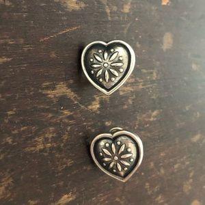James Avery earrings RETIRED DESIGN